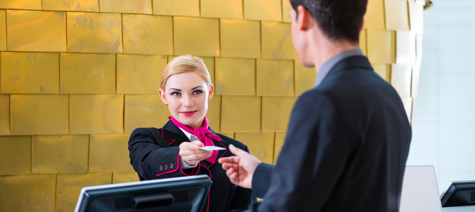 Front Office Mitarbeiter m/w/d für Münchner Hotel gesucht