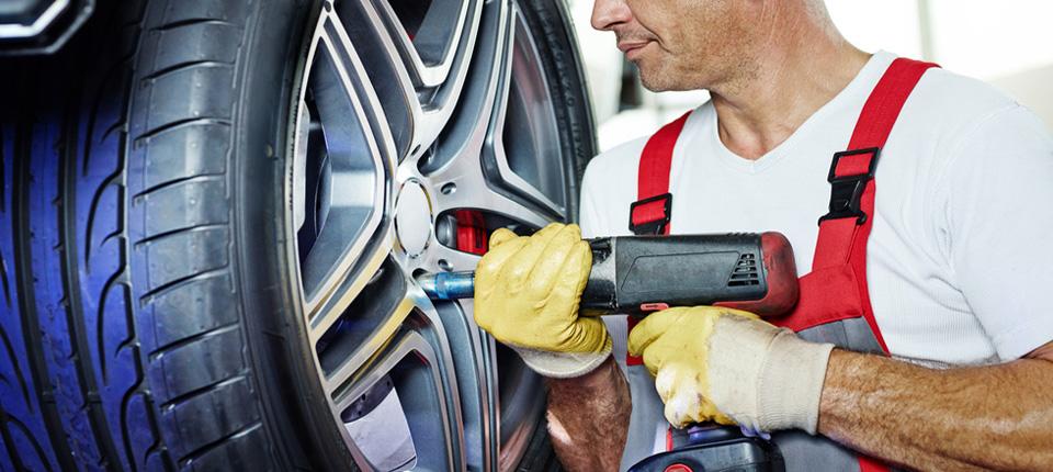 Reifenmonteur m/w/d im Mobilservice in München gesucht