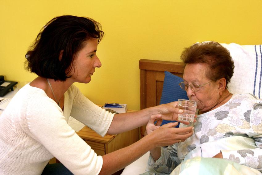 Pflegekraft m/w/d im Seniorenheim gesucht